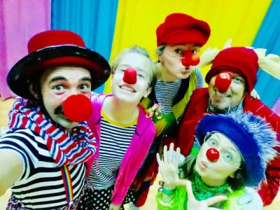 What Do Humanitarian Clowns Really Do?